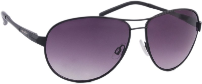 Joe Black Aviator Sunglasses(Grey)