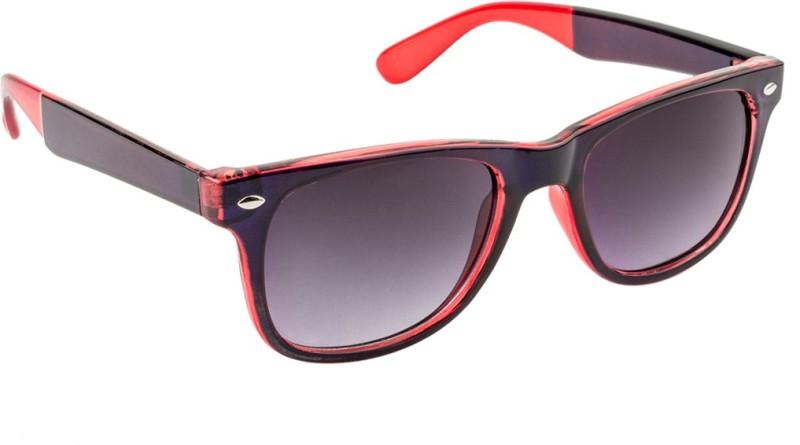 Farenheit Wayfarer Sunglasses(Grey) image