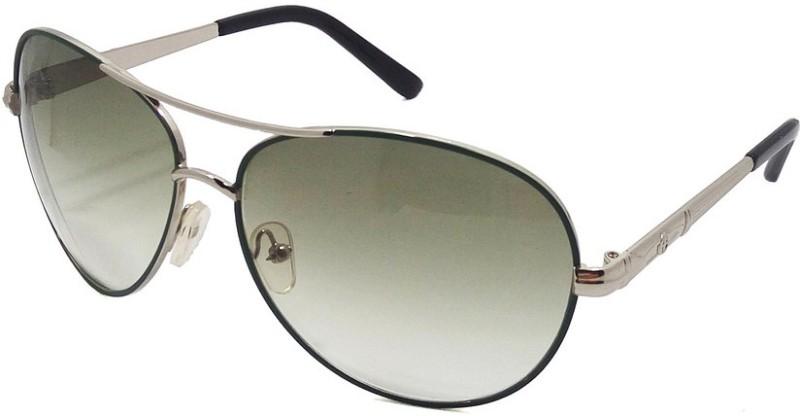 Aventus Aviator Sunglasses(Green)