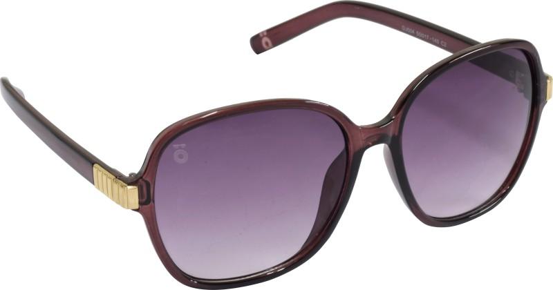 Djorn Over-sized Sunglasses(Pink)