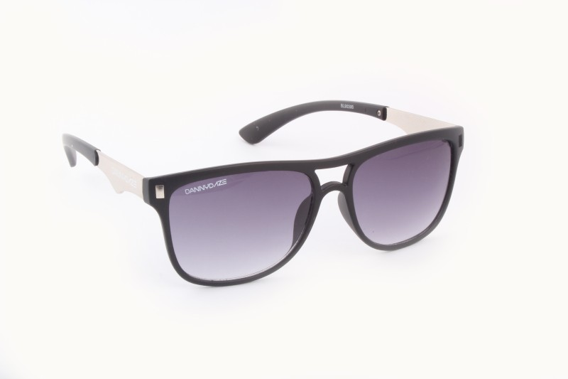 Danny Daze Wayfarer Sunglasses(Grey) image