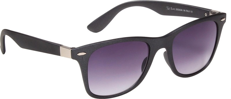 Ted Smith Wayfarer Sunglasses(Violet) image