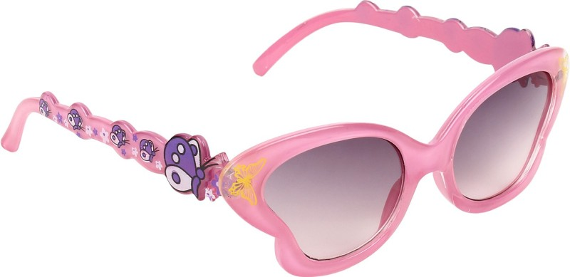 Zyaden Cat-eye Sunglasses(For Girls) image