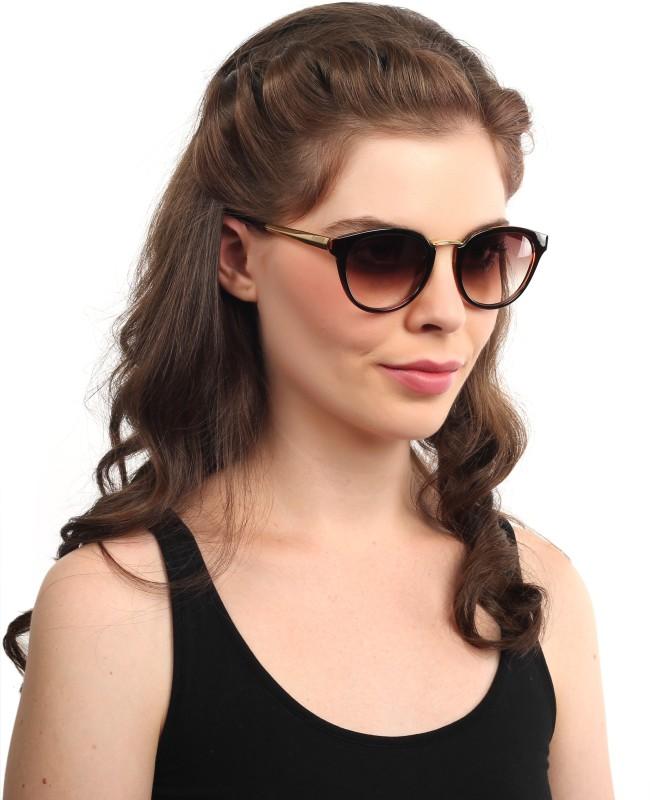 Djorn Round Sunglasses(Brown)