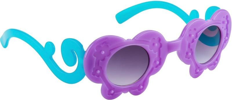 Glitters Round Sunglasses(For Boys & Girls) image