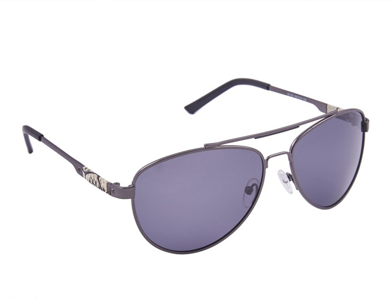 Blackburn Aviator Sunglasses(Grey) image