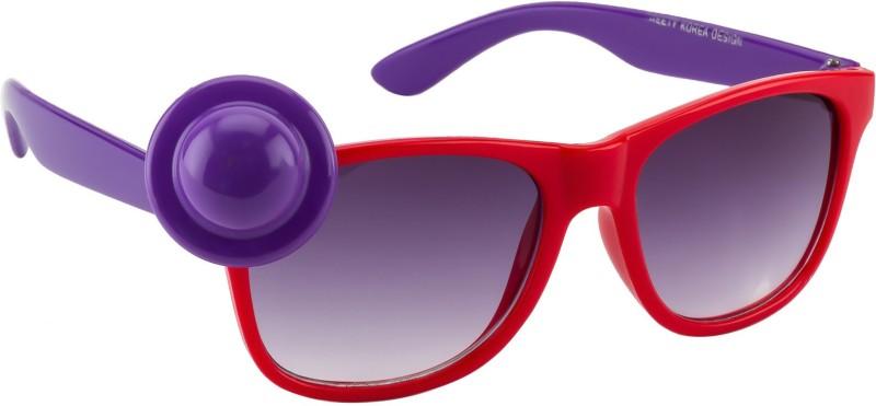 Glitters Wayfarer Sunglasses(For Boys & Girls) image
