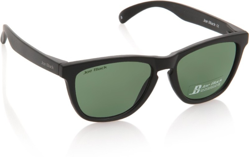 Joe Black Oval Sunglasses(Green)