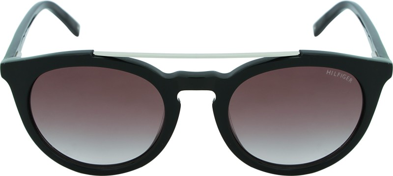 Tommy Hilfiger Oval Sunglasses(Green)
