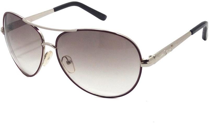 Aventus Aviator Sunglasses(Red)