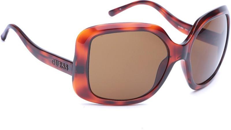 Guess Cat-eye Sunglasses(Brown)