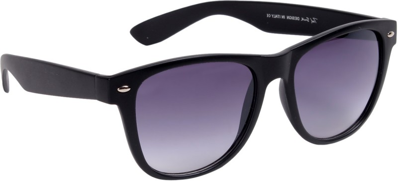 Ted Smith Wayfarer Sunglasses(Grey) image