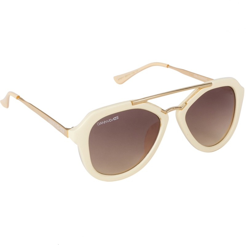 Danny Daze Wayfarer Sunglasses(Brown) image