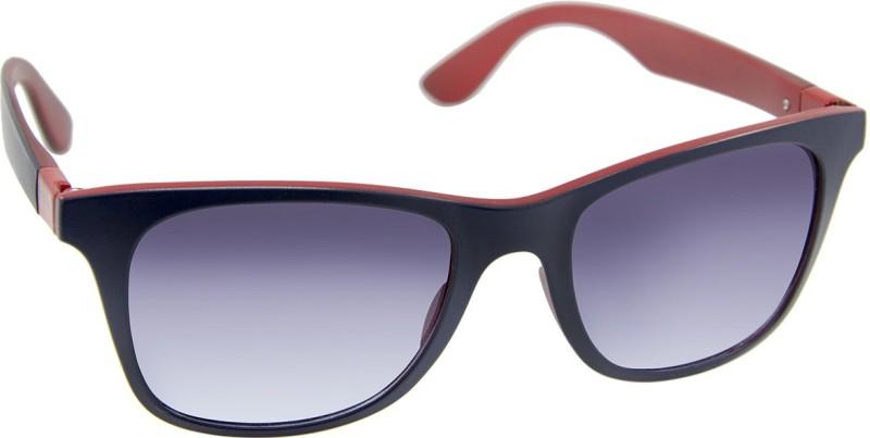 David Blake Wayfarer Sunglasses(Blue) image