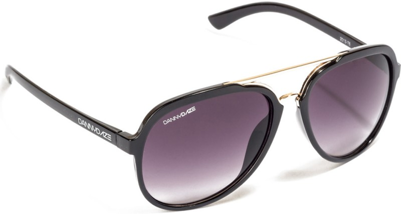 Danny Daze Oval Sunglasses(Multicolor) image