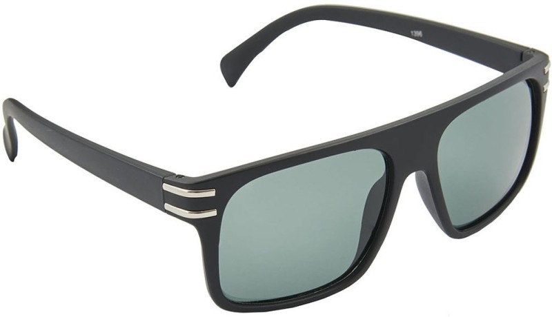 Blackburn Wayfarer Sunglasses(Blue) image