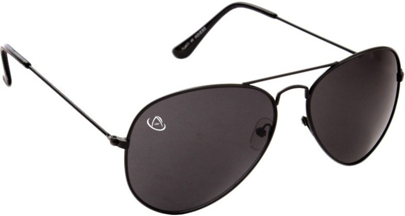 Aventus Aviator Sunglasses(Black)