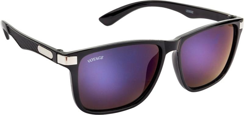 Voyage Wayfarer Sunglasses(Green) image