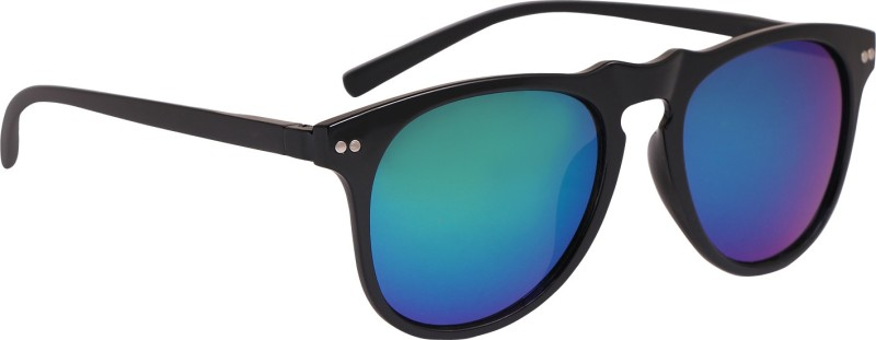 Reyda Wayfarer Sunglasses(Violet) image