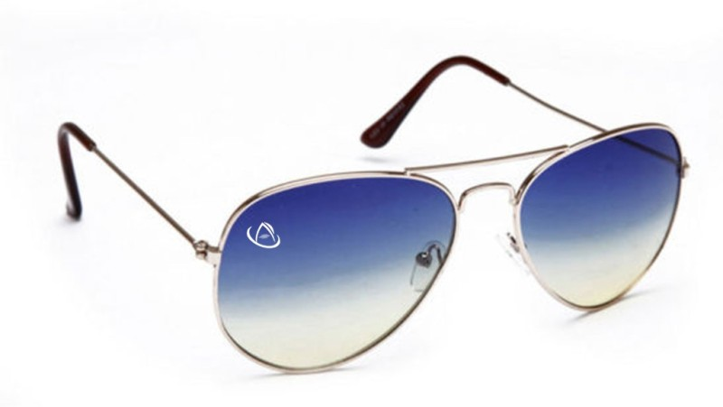 Aventus Aviator Sunglasses(Blue)