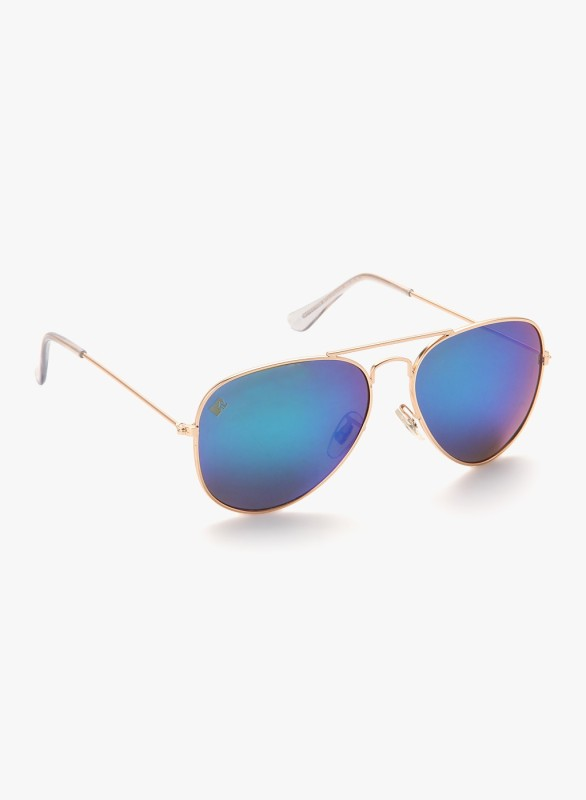 MTV Aviator Sunglasses(Blue)