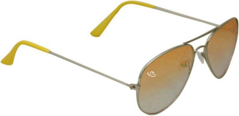 Aventus Aviator Sunglasses(Yellow)