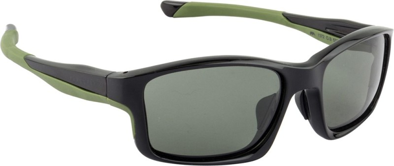 Farenheit Sports Sunglasses(Green) image