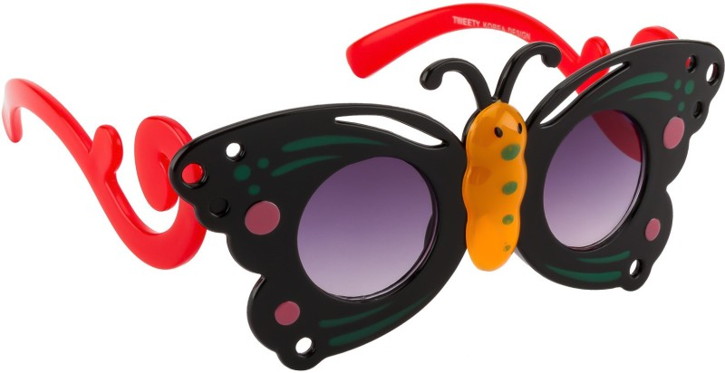 Glitters Round Sunglasses(For Boys) image