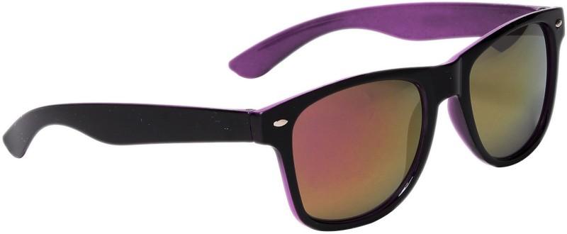 PrimeClub Wayfarer Sunglasses(Multicolor) image