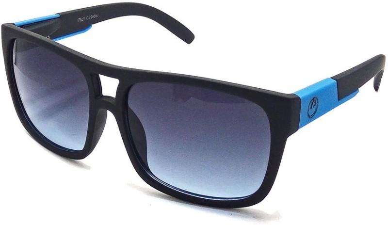 Aventus Wayfarer Sunglasses(Blue)