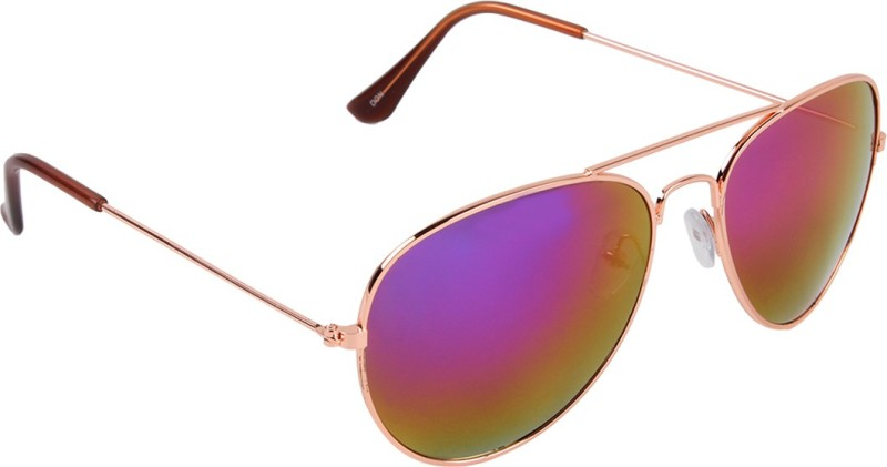Irayz Aviator Sunglasses(Green) image