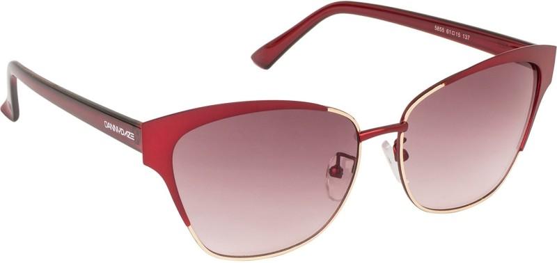 Danny Daze Oval Sunglasses(Violet) image