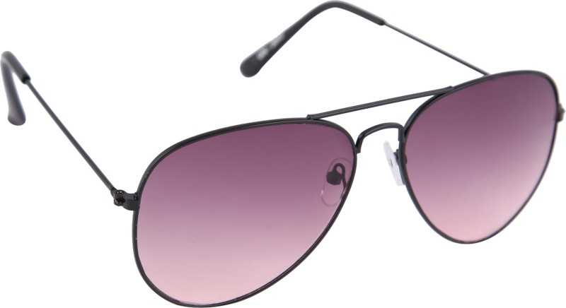 Abster Aviator Sunglasses(Pink) image
