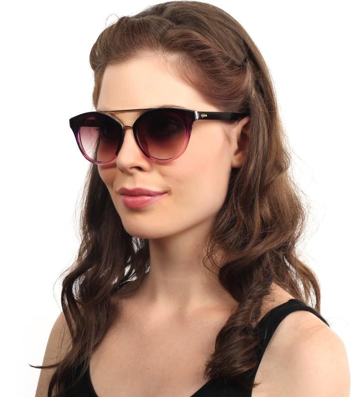 Djorn Cat-eye Sunglasses(Pink)
