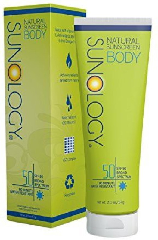 La Roche Posay Sunology Natural Sunscreen Broad Spectrum SPF 50 for Body, Mineral, Non-toxic, Zinc Oxide & Titanium Dioxide Active Ingredients, Patented Essential Oil Blend for Moisturizing, Unscented, Water-resistant, Reef Safe - SPF 60 PA+(60 ml)