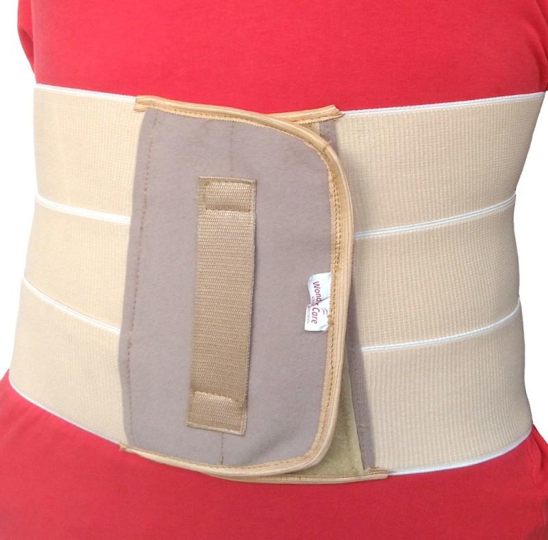 Wonder Care Waist Belt Supreme Full Elastic -Large Abdomen Support