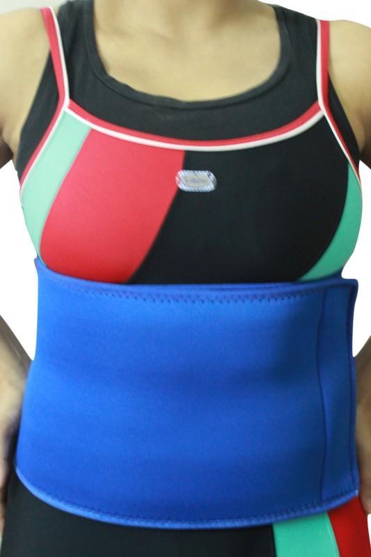 Healcure Abdominal Belt (Free Size, Blue)