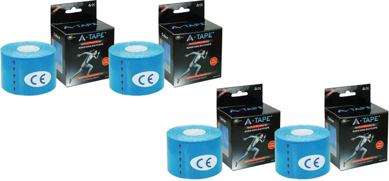 A-TAPE Kinesiology Tape Knee, Calf & Thigh Support
