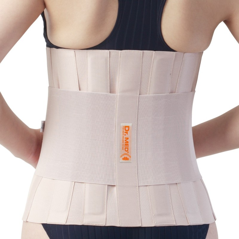 Dr.Med Elastic Back Support