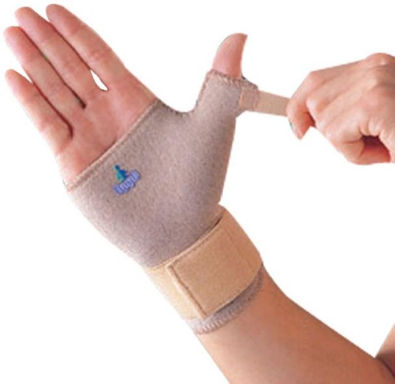 OPPO 1084 Neoprene Thumb Wrist Support (L, Beige)