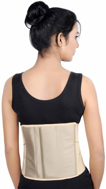 Wonder Care Lumbo Sacral Spinal Belt(3 tempered steel bars) Back Support