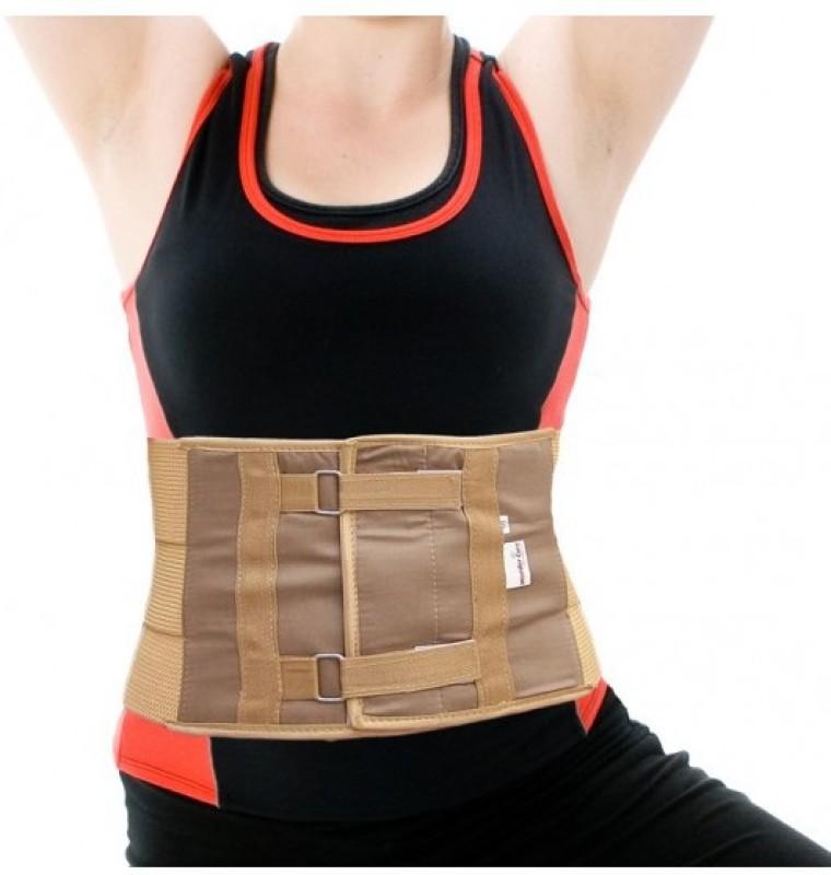 Wonder Care Abdominal Belt - Medium Abdomen Support
