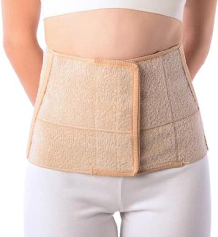 Vissco Abdominal Belts Width 8 / 20 Cms XXL Lumbar Support (XXL, Beige, Grey)