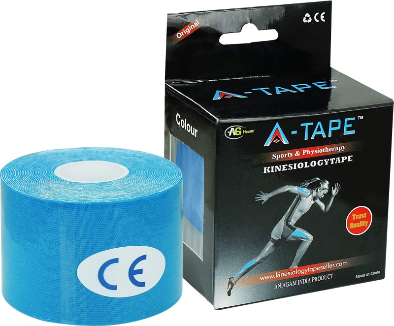 A-TAPE Kinesiology Knee, Calf & Thigh Support