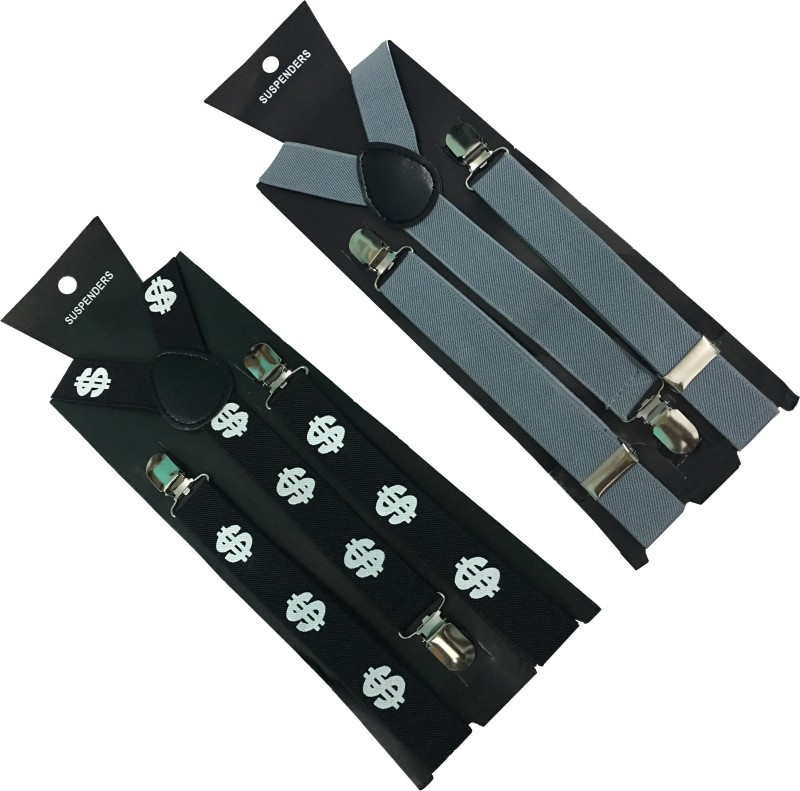 atyourdoor Y- Back Suspenders for Men(Multicolor)