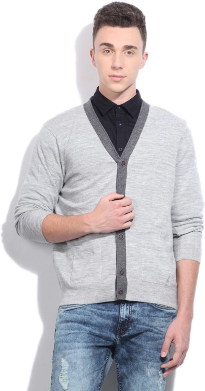 Nautica Casual Men Grey Sweater Price In India, Coupons and Specifications