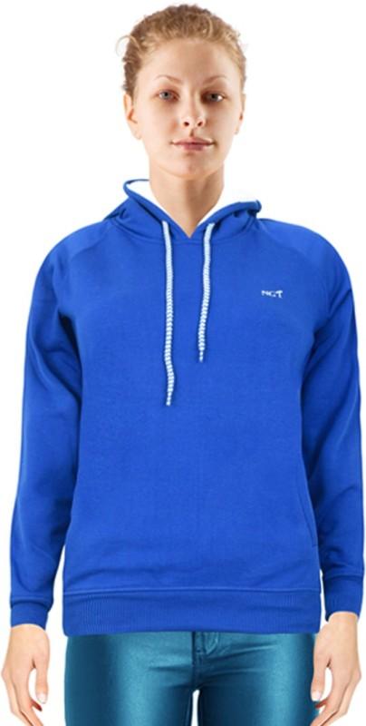 NGT Full Sleeve Solid Women's Sweatshirt