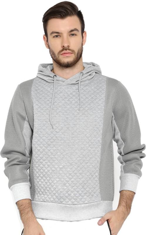 HRX by Hrithik Roshan Full Sleeve Solid Mens Sweatshirt