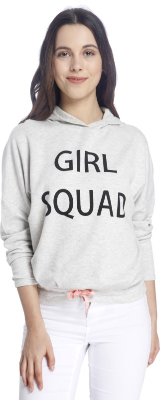 Vero Moda Full Sleeve Graphic Print Womens Sweatshirt
