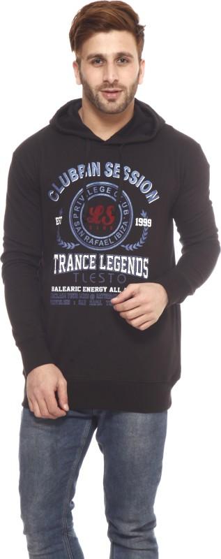 Gritstones Full Sleeve Printed Mens Sweatshirt